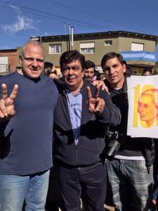 Marcelo Puella y Fernando Espinoza