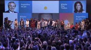 Marcelo Puella en el Frente de Todos