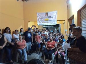 Lanzamiento del Frente Nacional de Agrupaciones Peronistas en Santiago del Estero 11-03-2020