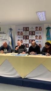 Marcelo Puella cierre de campaña PASO 2019