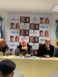 Marcelo Puella cierre en Mar del Plata (PASO 2019)