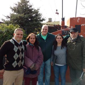 Caminata en 9 de Julio Puella- Castiglione