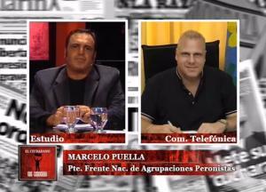 """Marcelo Puella en el programa """"El Ciudadano se Rebela"""""""